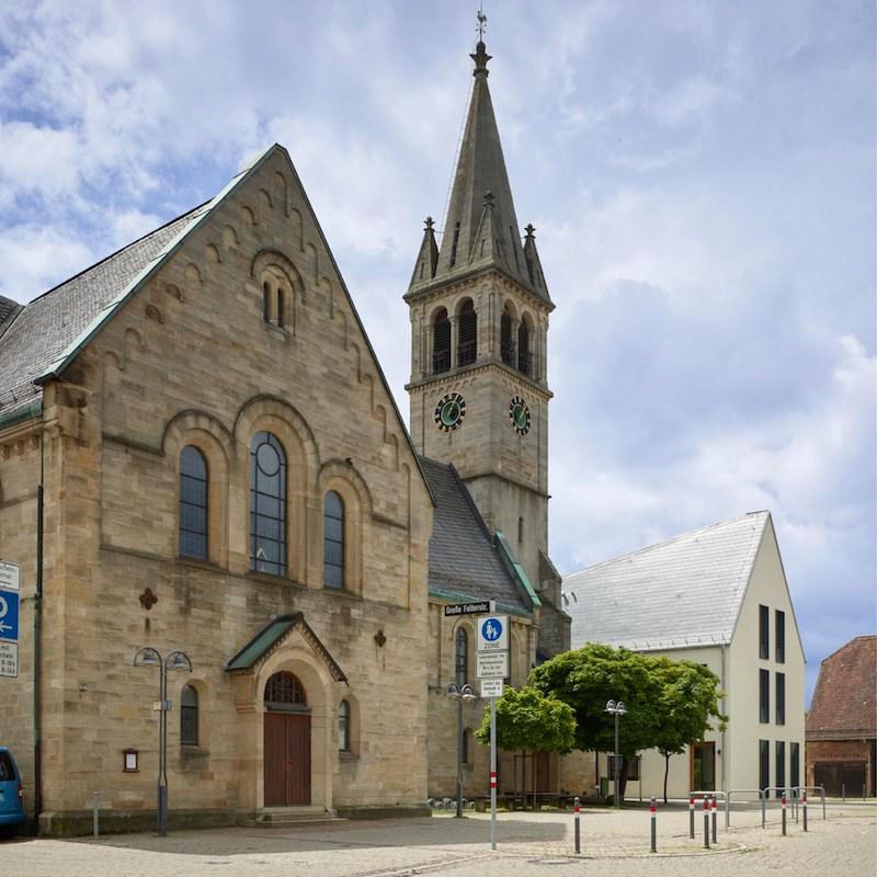 Haus der Kirche, Degerloch