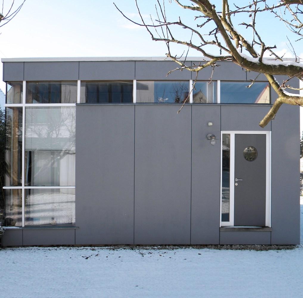 Wohnhaus Anbau, Wemding