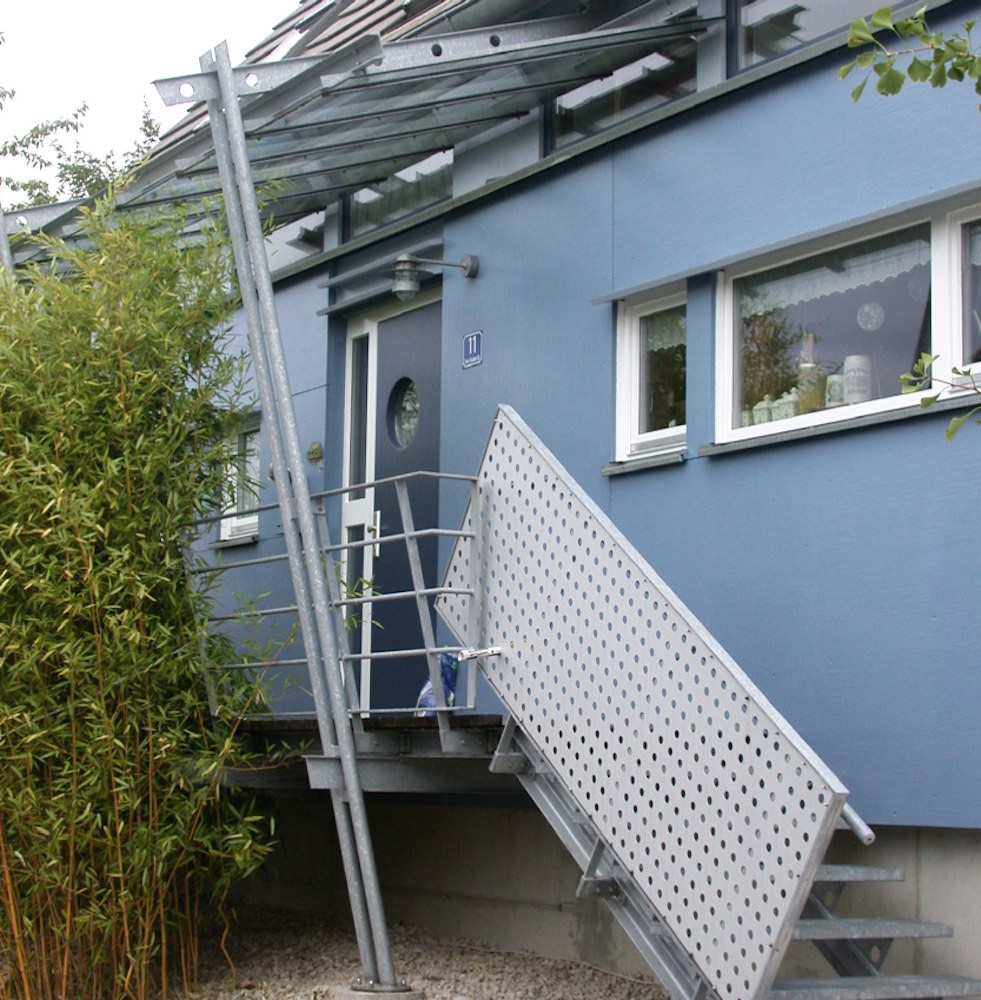 Holzhaus, Wemding