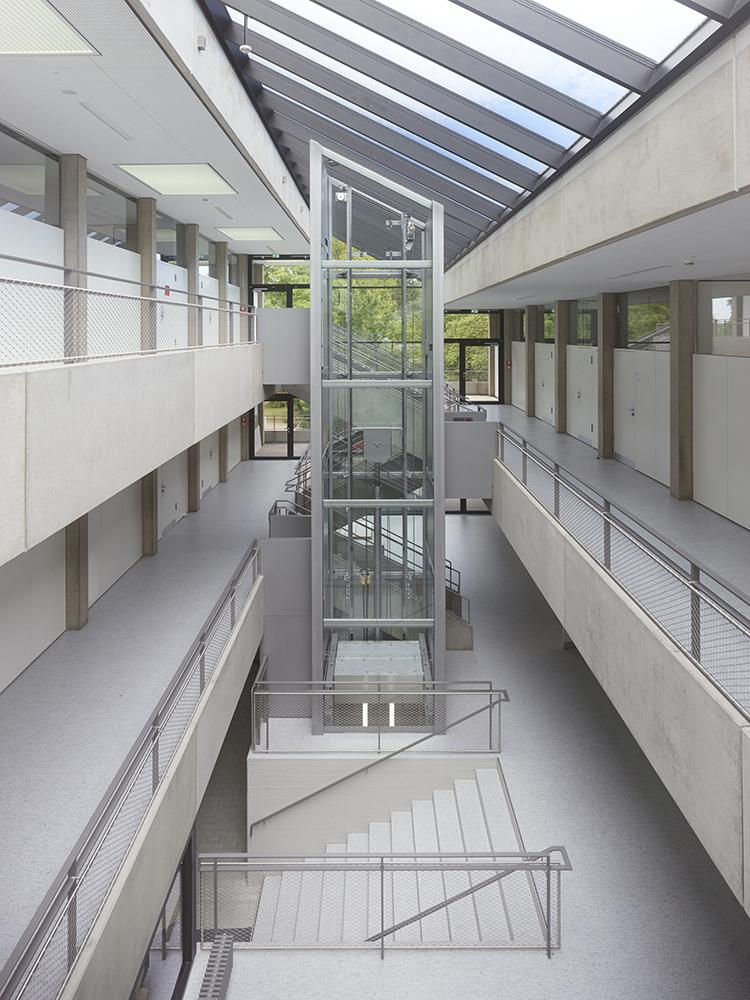 Bauleitung Sanierung Salier Gymnasium Waiblingen